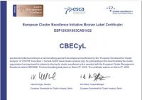 CBECyL obtiene la Bronze Label of the European Cluster Excellence Iniciative