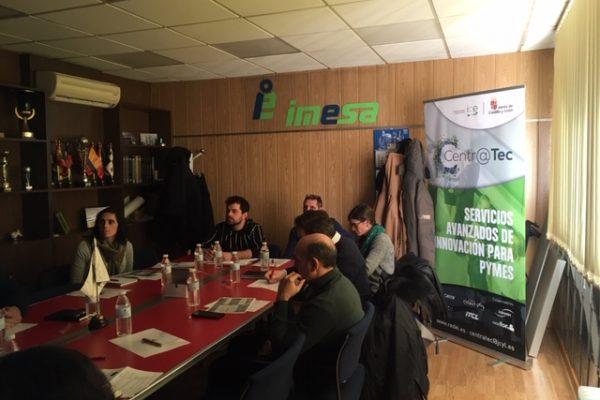 Jornada Gestión de Proyectos de Innovación en la Empresa –  6 de Febrero de 2019 (Aranda de Duero- Burgos)