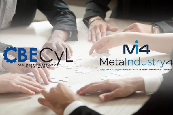 ENCUENTRO INTERCLÚSTERS CBECyL- METAINDUSTRY4
