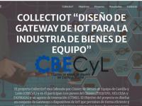 """FINALIZADO EL PROYECTO COLLECTIOT """"Diseño de Gateway de IoT para la  Industria de Bienes de Equipo"""""""