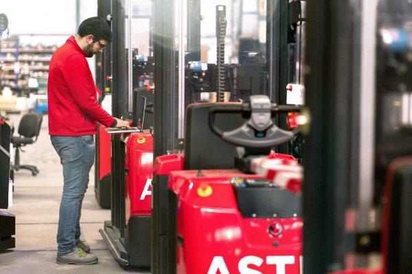 Nuestro Socio – ASTI Mobile Robotics creará más de 120 empleos cualificados y estables en 2021